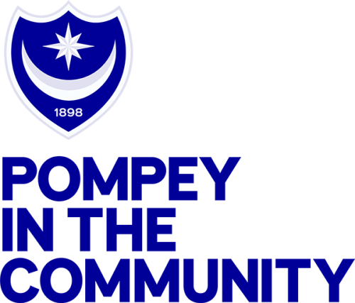 Portsmouth in the community Logo